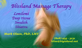 blissland massage therapy