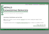 Emerald Bookeeping Services 10/04