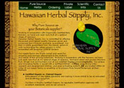 hawaiian herbal supply